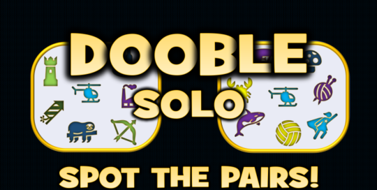 Dooble Solo Title
